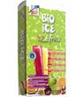 10 sucettes de glace multifruits parfums exotiques Bio Ice