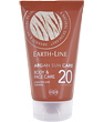 Crème solaire Argan visage et corps SPF20 protection moyenne Earth Line