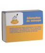 4 boîtes 100 allumettes FSC Droguerie Ecologique