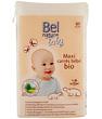 60 Maxi carrés bébé coton Bel Nature