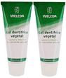 Duo Gel dentifrice végétal sensibilité gingivale Weleda