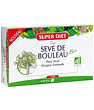 Sève de Bouleau 20 ampoules de 15ml soit Super Diet