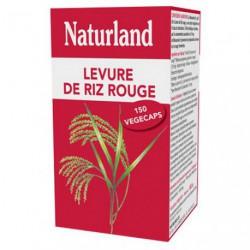 Levure de riz rouge 150 Naturland