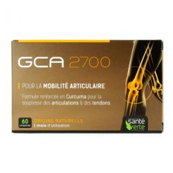 GCA 2700 60 Comprimés sante verte