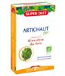 Artichaut Bio 20 ampoules de Super Diet