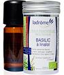 Basilic bio huile essentielle Ladrome