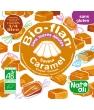 Bioflan Caramel sans sucres ajoutés Natali