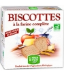 Biscottes à la Farine complète Le Moulin Du Pivert