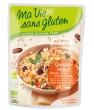 Céréales cuisinées Quinoa Millet, Haricots Rouges et légumes Ma Vie Sans Gluten