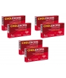 Cholexcess Levure de riz rouge 3 lots de 2 boîtes cure de 6 Bio Sante Senior