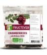 Cranberries séchées entières Fructivia