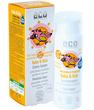 Crème solaire babysun LSF/SPF50+ Grenade et Argousier Eco Cosmetics
