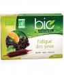 Fatigue des Yeux Myrtille Cassis et Citron 20 ampoules de Bio Conseils