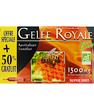 Gelée Royale bio 20 ampoules Super diet  de 15ml + 50% Super Diet