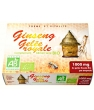 Gelée Royale + Ginseng bio 20 GPH Diffusion