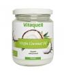Huile de coco vierge Plaisir culinaire et soin corporel parfum noix de coco Vitaquell