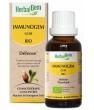 Immunogem Bio Flacon compte gouttes Herbalgem Gemmobase