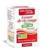 Levure de Riz rouge bio 600 mg 60 gélules Nat et Form