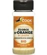 Orange écorce en poudre Cook