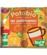 Potabio potage instantané Potimarron Natali