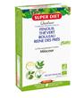 Quatuor Thé vert Minceur Bio 20 ampoules de Super Diet