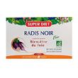 Radis Noir Bio 20 ampoules de Super Diet
