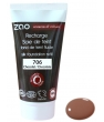 Recharge de Soie de Teint Chocolat Zao