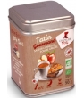 Thé Rooibos Tatin gourmand: Pomme grillée Cannelle boite métal Le Chapelier Fou