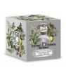 Tisane cube 4 saveurs bio 24 sachets 48g recharge Provence D Antan