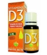 Vitamine D3 Flacon compte gouttes Phyto-Actif