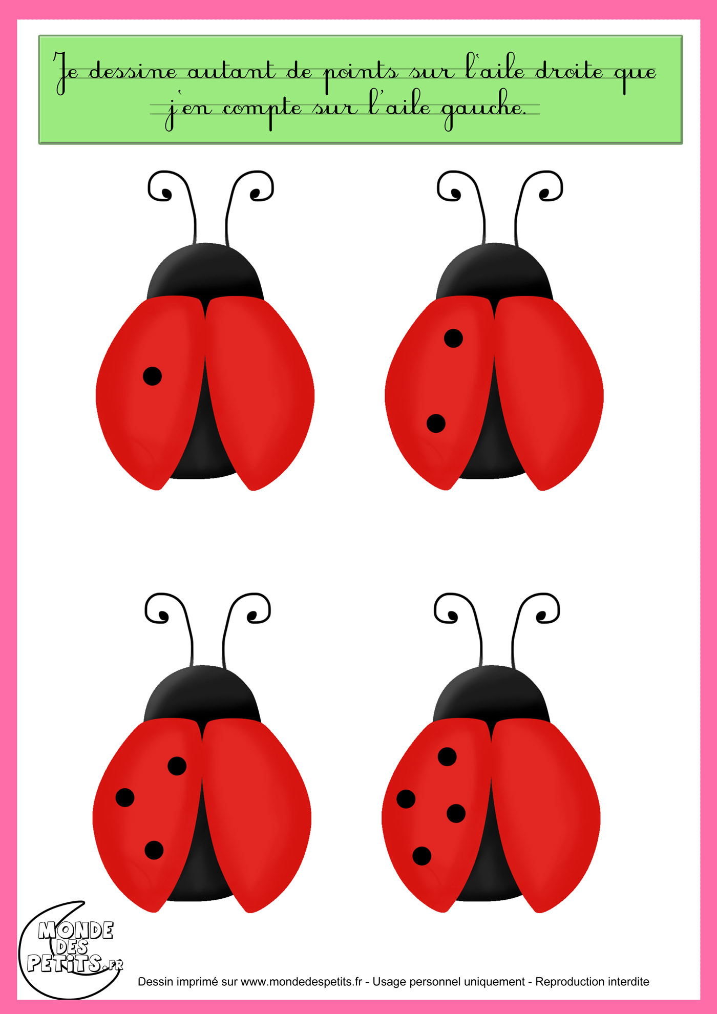 Ndedespetits Images Exercice Maternelle