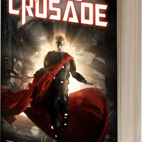 Tyche's Crusade 3D Cover