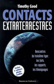 Joëlle, un contact extraterrestre..