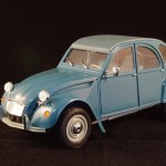 2CV Oldtimer Restauration