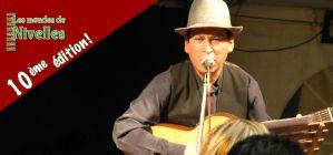 Mondes de Nivelles 2013 - le groupe Bolivien Taguajira