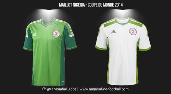 Maillots-Nigéria-coupe-du-monde-2014