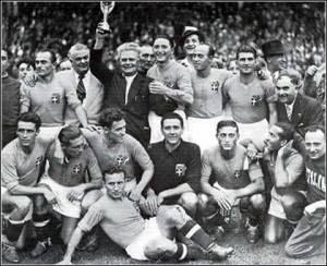 Vittorio Pozzo, unico allenatore a vincere due Mondiali