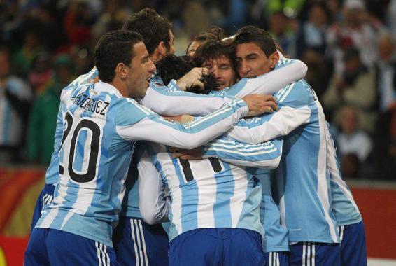 Argentina – Mondiali brasile 2014