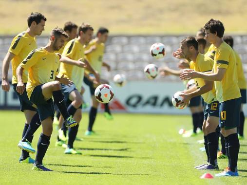 Australia – Mondiali brasile 2014