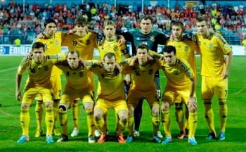 L'Ucraina batte 2 a 0 la Francia