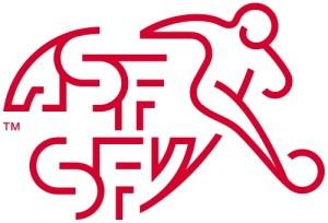 Il logo della nazionale di calcio della Svizzera