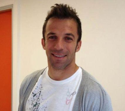 Del Piero entra nella squadra mondiale di Sky