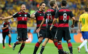Incubo Brasile: sconfitto 7 a 1 dalla Germania