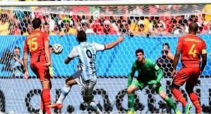 Argentina-Belgio 1-0, semifinale nel segno di Higuain
