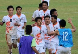 Buthan calcio