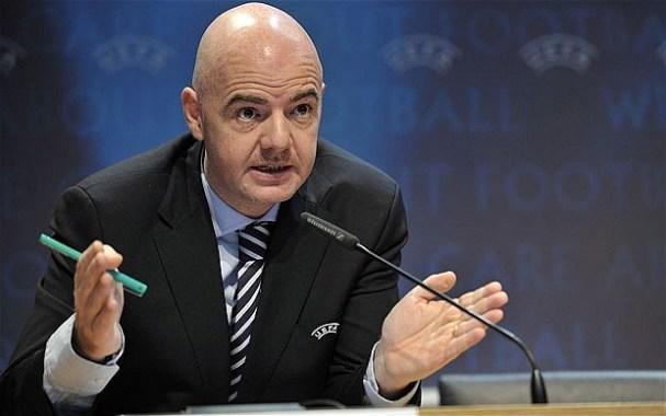 È Gianni Infantino il nuovo presidente della FIFA