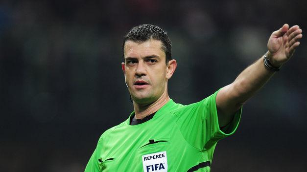 Arbitro Germania-Italia: sarà Kassai