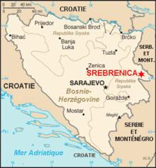 Analyse des événements de Srebrenica (juillet 1995)