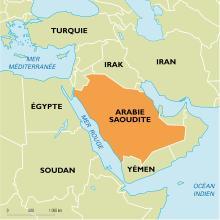 L'Arabie Saoudite, lauréat du « Prix de l'humour du millénaire »
