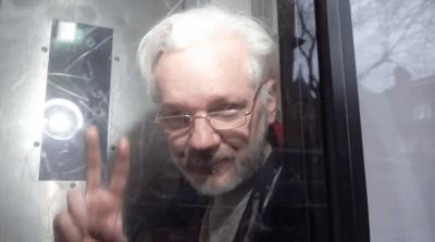 Julian Assange demandera une libération sous caution face au risque de coronavirus dans les prisons britanniques